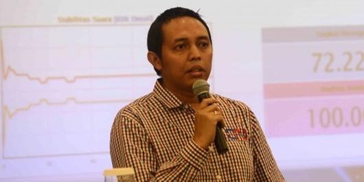 Yakin Jokowi Menang, Direktur Cyrus Network Pertaruhkan Karirnya di Dunia Survei