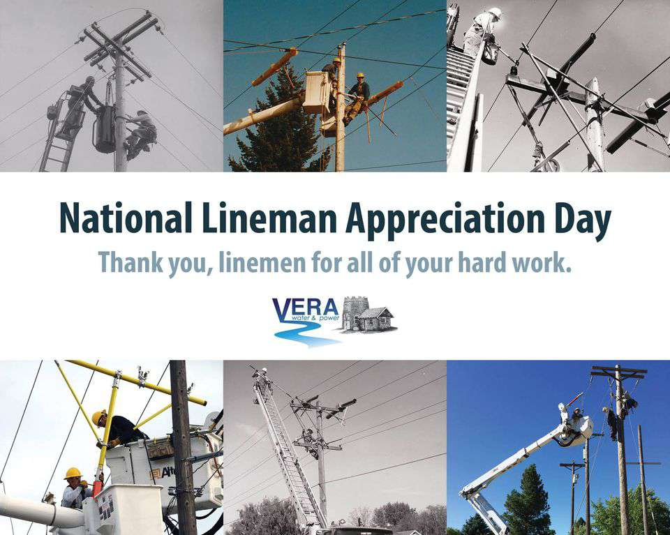 National Lineman Appreciation Day Wishes For Facebook
