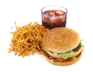 junk food, fries