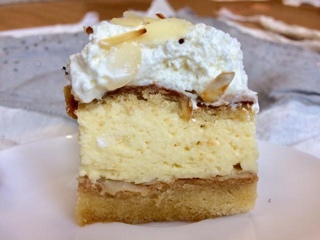 Ciasto z kajmakiem