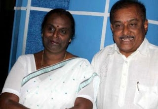Hamsalekha Family Wife Parents children's Marriage Photos