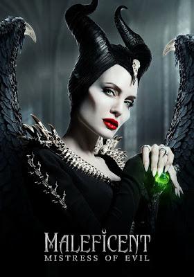 Maleficent Mistress Of Evil 2019 DVD R1 NTSC Latino