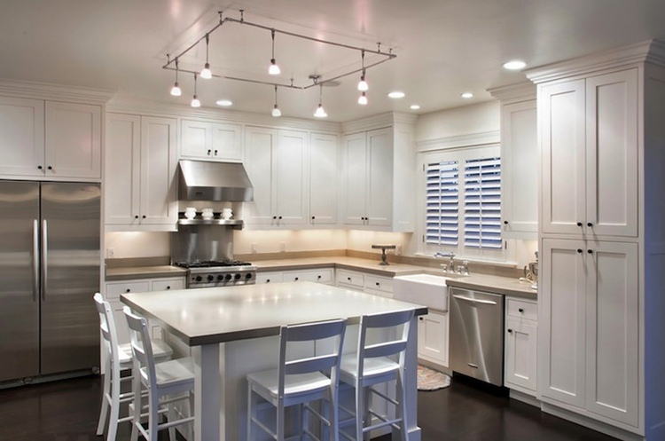 5 Modern Kitchen Lighting Tracks Ideas Picture Dream House