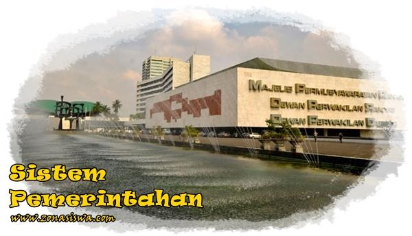 Sistem Pemerintahan, Pengertian Sistem Pemerintahan, Jenis-Jenis Sistem Pemerintahan | www.zonasiswa.com