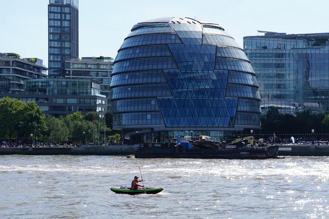 City Hall, a Prefeitura de Londres