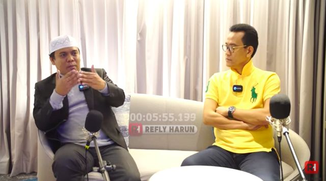 Pengakuan Gus Nur, Terpancing Refly Harun Ibaratkan NU Bis Umum, Sopirnya Mabuk