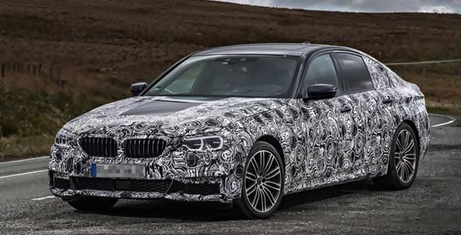2017 BMW 530d xDrive Review