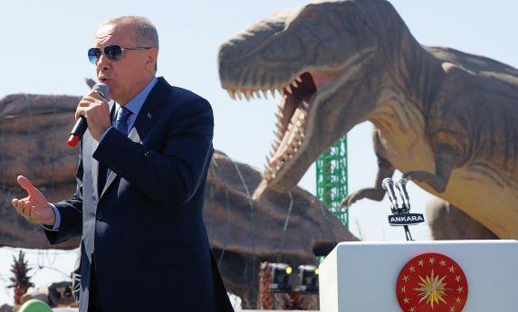 Η τουρκική απειλή δεν εξαντλείται στον Ερντογάν