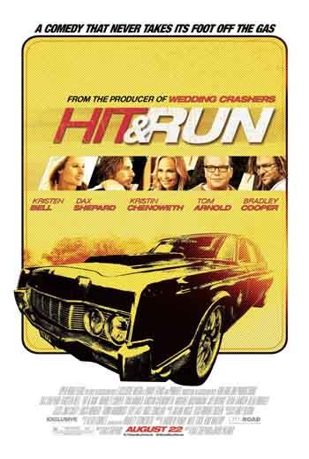 Hit and Run 2012 480p 300MB BRRip Dual Audio