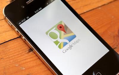 У Google Maps з'явилася нова функція разом з поширенням геолокації