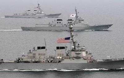 Південна Корея і США призупинять великі спільні маневри