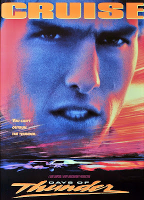 Poster Of Days of Thunder (1990) Full Movie Hindi Dubbed Free Download Watch Online At worldfree4u.com