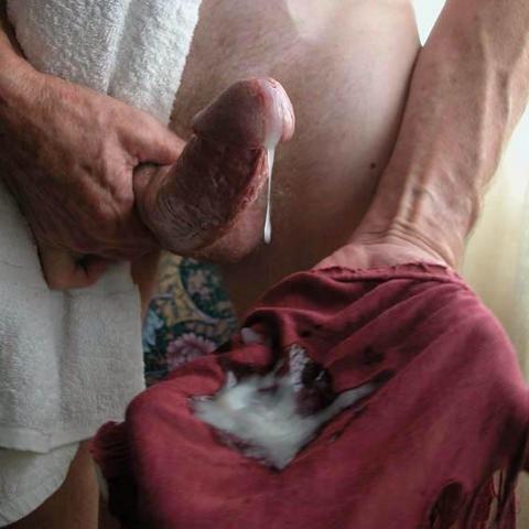 Men cumming their shorts gay first time