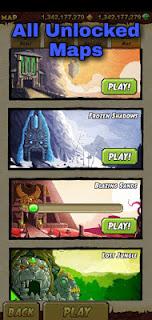 Mod APks download links, gameplay screenshots
