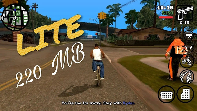 Tips Download GTA SA Lite Mod APK Versi Indonesia terbaru