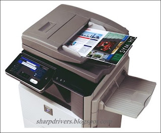 Sharp MX-M565N Printer Software and Driver Downloads - Setup