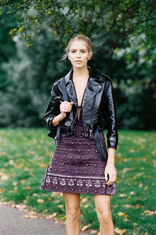 Vanessa Jackman London Fashion Week Ss 2016 Elena