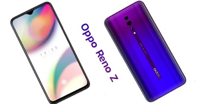 Oppo Reno Z: Comes in Europe with 4GB of RAM, 128GB of storage