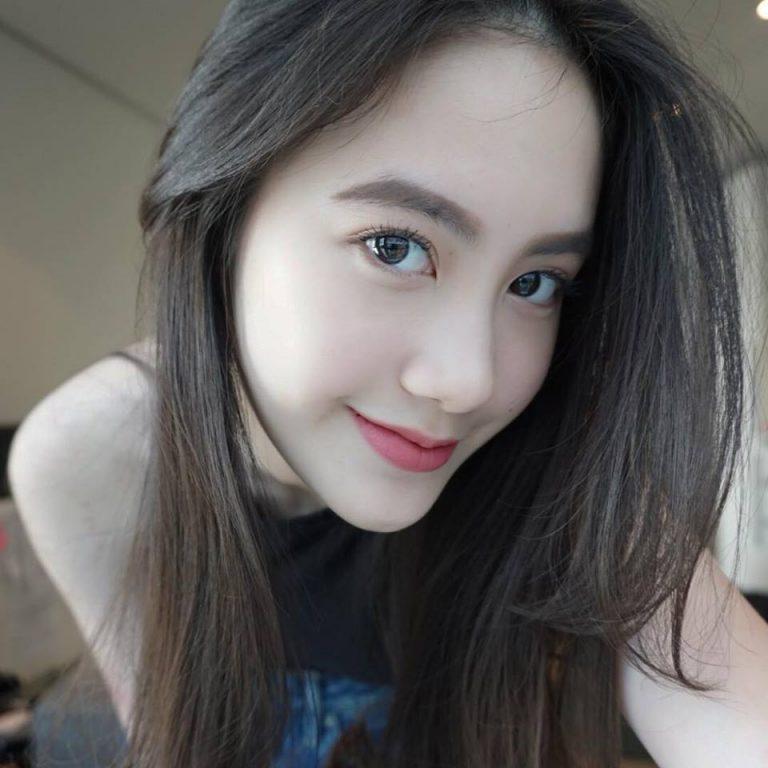 Hình ảnh girl xinh với vẻ đẹp dễ thương của các cô gái trên mạng xã hội