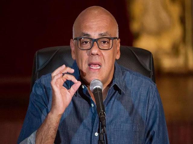 Jorge Rodríguez explica por qué va primero la elección de la Constituyente