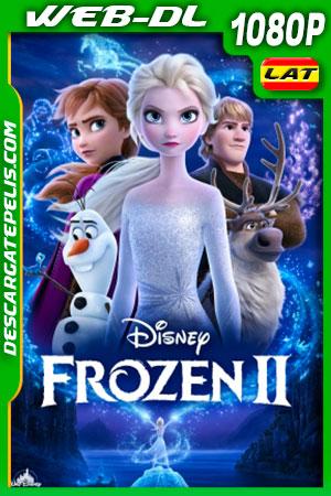 Frozen II (2019) HD 1080p WEB-DL Latino – Ingles