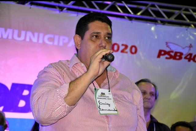 MPE pede Impugnação do Registro do candidato Luíz Fernando (MDB); CONFIRA!