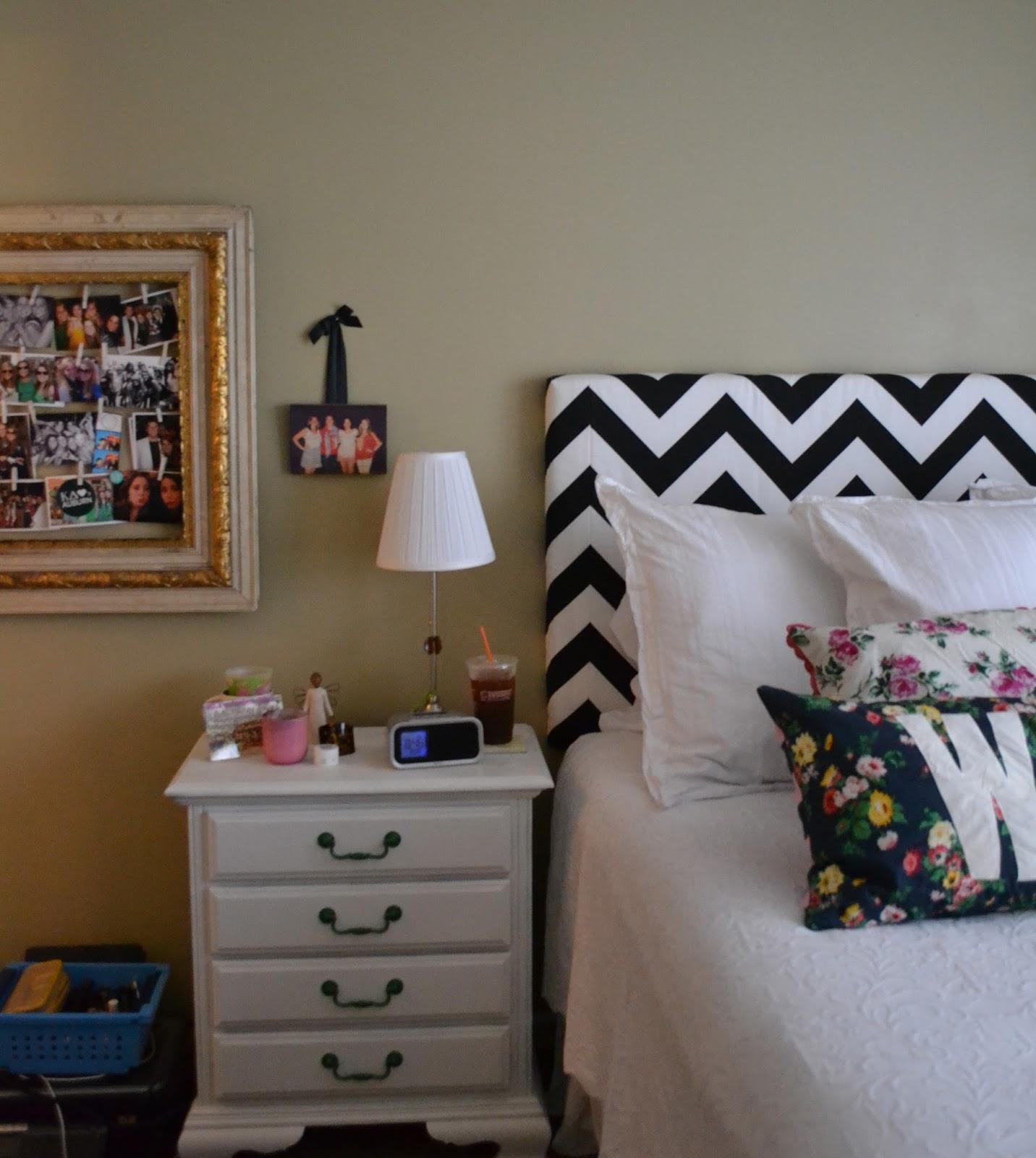Kim Macumber Interiors: DIY for Dorm Livin'