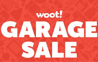 Woot Garage Sales