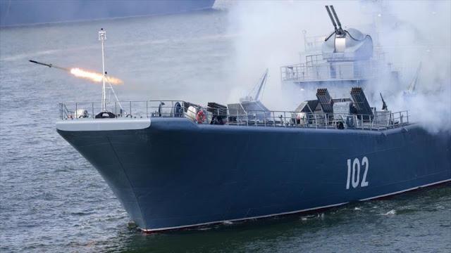 El Ejército ruso prueba con éxito sus misiles hipersónicos Tsirkón