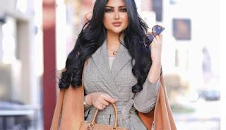 الفاشينستا السعودية ملكة كابلي تتصدر شبكات التواصل الاجتماعي