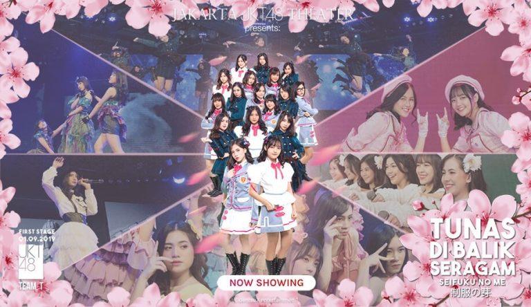 JKT48 Setlist Seifuku No Me (Tunas dibalik Seragam)