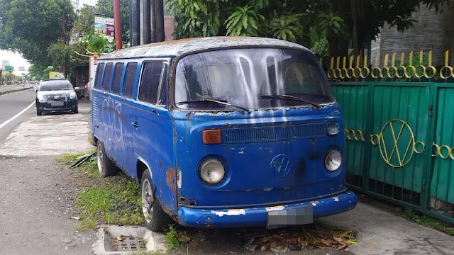 VW Kombi Brazil