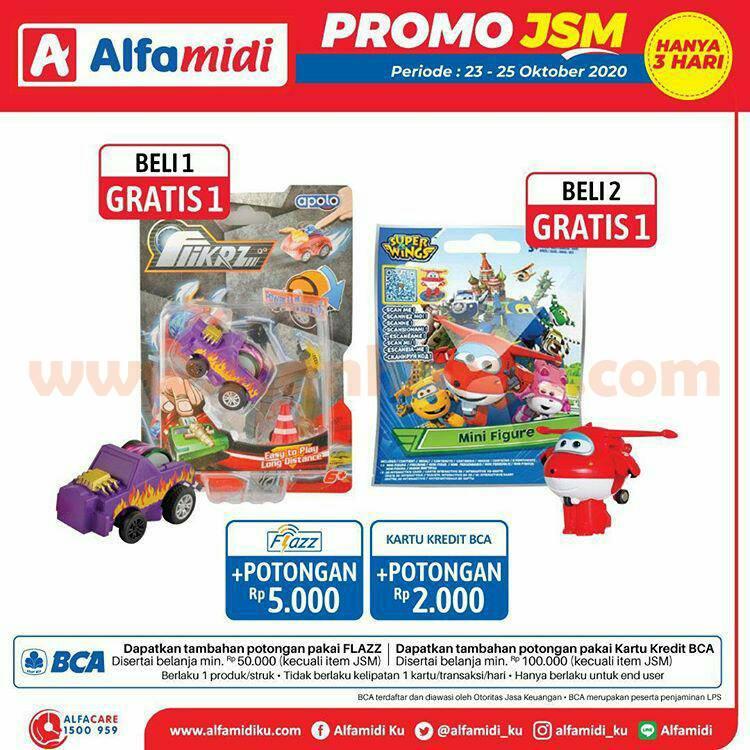 Katalog Promo JSM Alfamidi 23 - 25 Oktober 2020 14