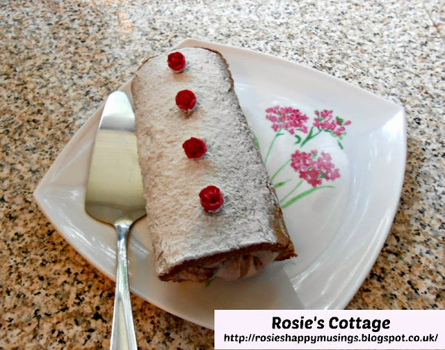 Chocolate Swiss Roll Recipe Chocolate Swiss Roll Recipe - soft, moist, delicious and so easy to adapt to other flavours