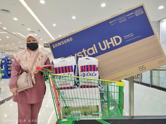 Pembukaan Cawangan Terbaru Lulu Hypermarket  di Setia City Mall Shah Alam