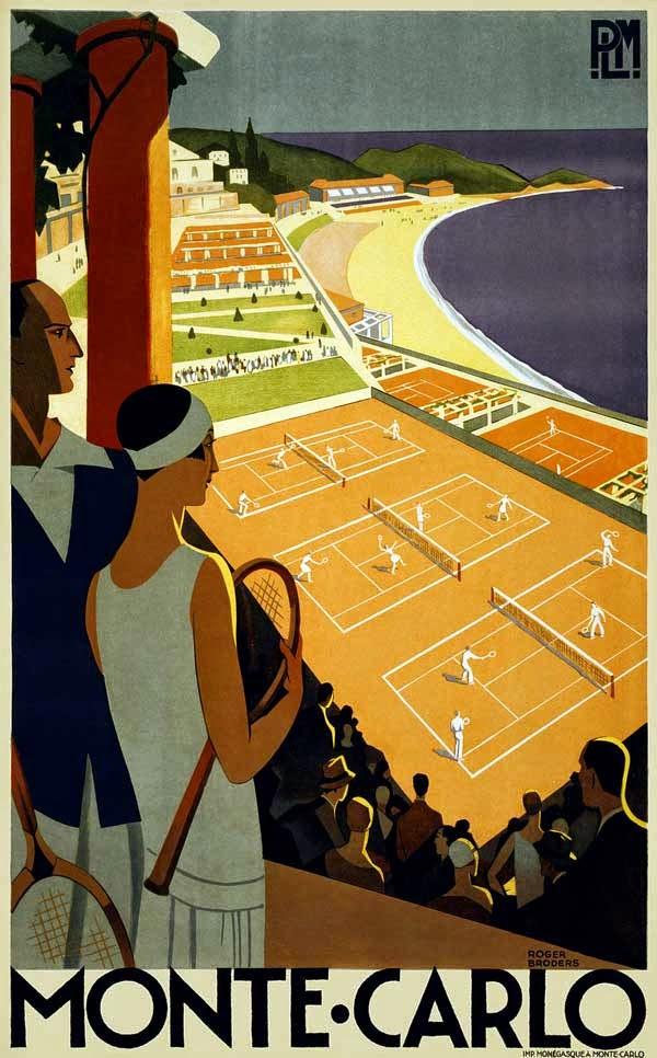Vintage Poster Artists 34
