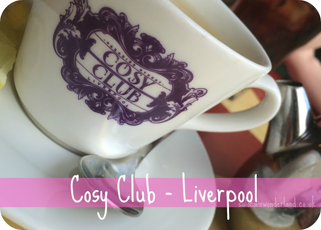 cosy club review liverpool one