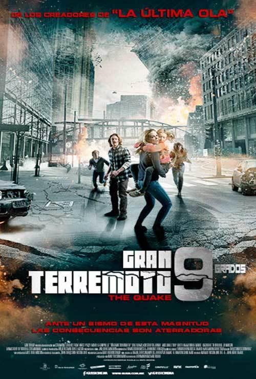 Gran Terremoto 9 Grados
