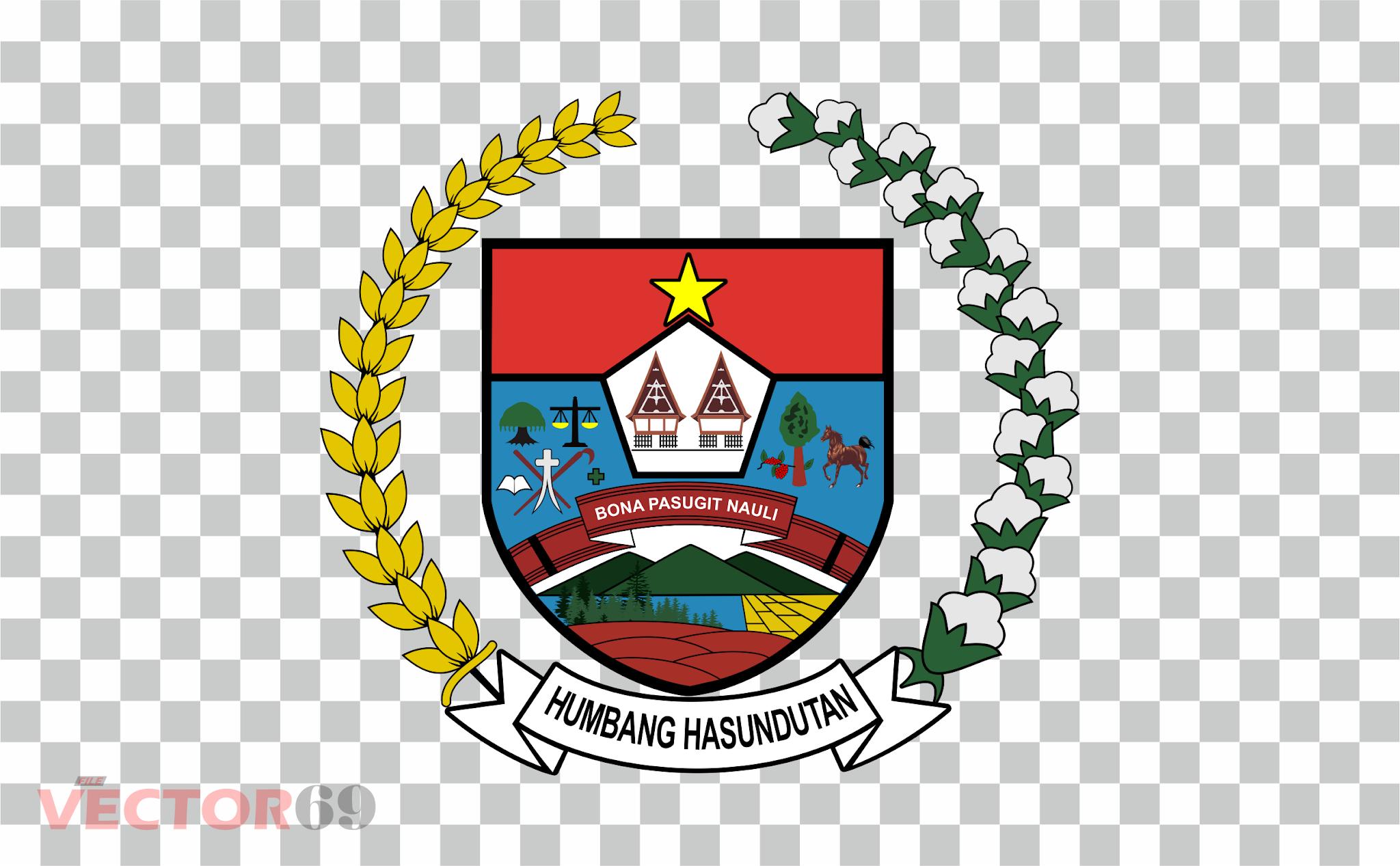 Kabupaten Humbang Hasundutan Logo - Download Vector File PNG (Portable Network Graphics)