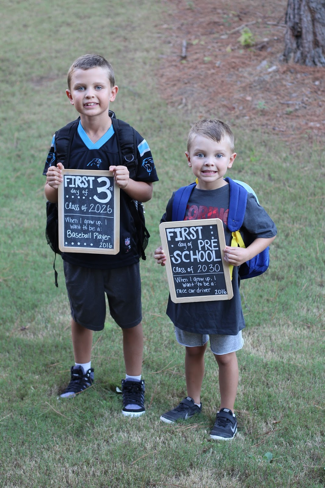 Stilettos and Diapers Back To School Chalkboard