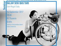 Seminar : Emansipasi Penyandang Disabilitas Oleh Magali Saby