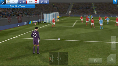 Game Android Offline Grafik HD Sepak Bola