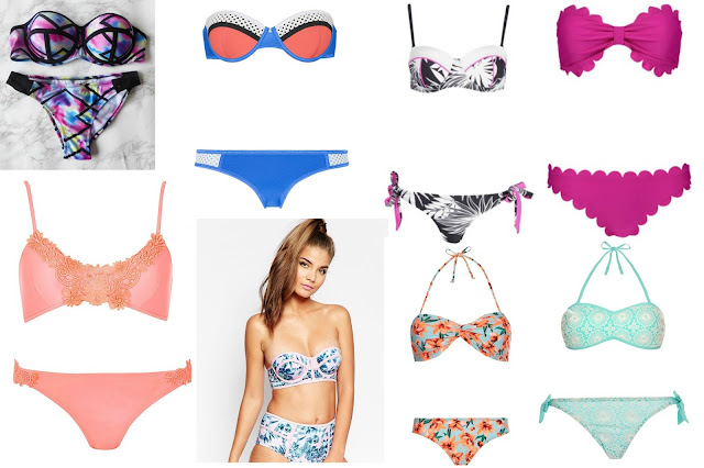 Bikini Wishlist 2016, Magic Matilda Apparel, Triangl, Boohoo, River Island, Asos, Primark