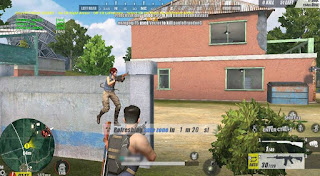 #CODE32 Link Download File Cheats Rules of Survival 17 - 18  Maret 2020