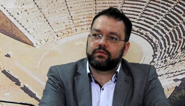"""Επιστολή του Δημάρχου Επιδαύρου στον Ν. Χαρδαλιά για εξαίρεση του Δήμου από το """"σκληρό"""" lockdown"""