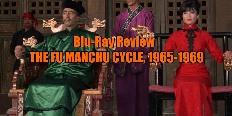 THE FU MANCHU CYCLE, 1965-1969