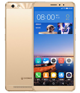 Gionee M7 Mini Golden 3