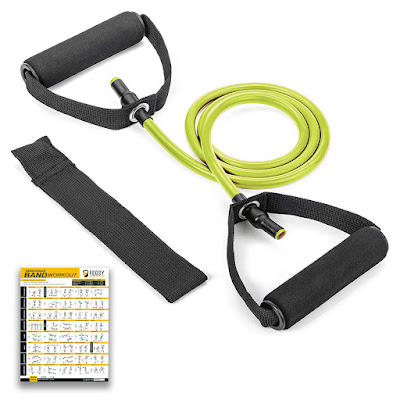 Exercise Bands for Stretching