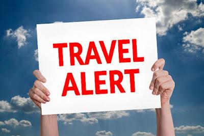 Hindari ini..Inilah Lima Travel Blunders