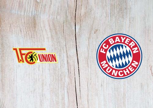 Union Berlin vs Bayern Munich -Highlights 12 December 2020